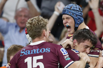 Queensland will be looking forward to measuring their improvement against the Kiwi sides.