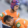 Time for Knights and Sea Eagles to stop flying under the radar