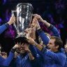 Kyrgios out injured as Zverev win claims Laver Cup for Team Europe