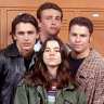 A TV time when unknowns Rogen and Franco didn't make the grade