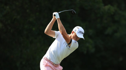 No.1 with a bullet: Thomas back on top, Day sixth in Memphis