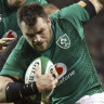Ireland beat the All Blacks on the last northern tour – now they can push them down to third in the rankings.