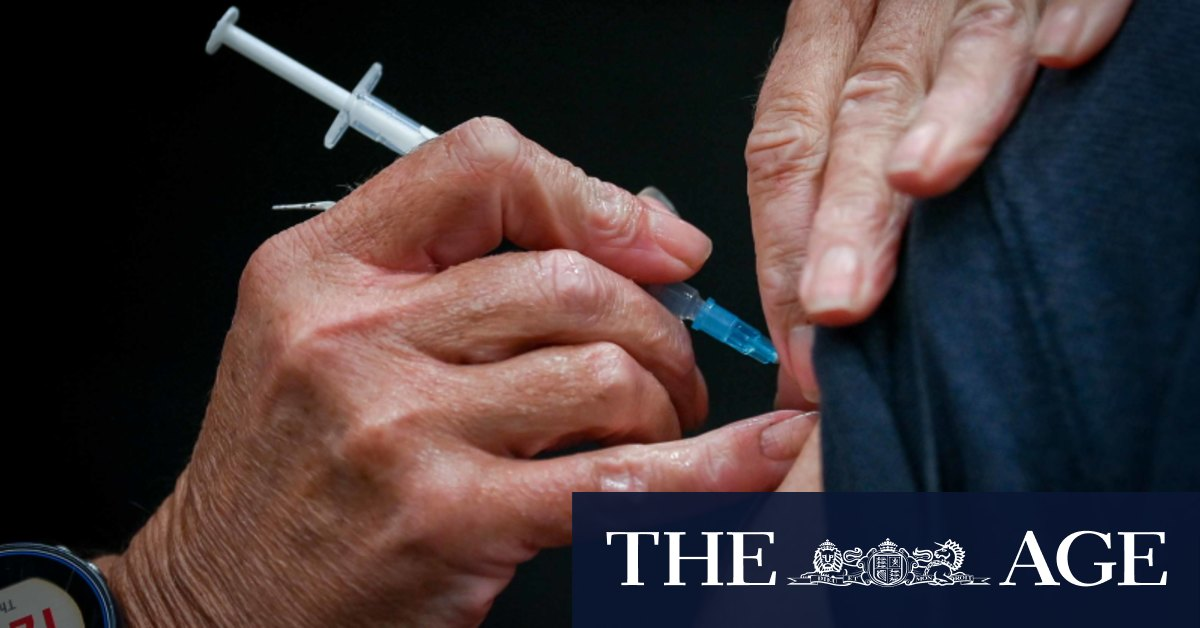 All Victorian frontline hotel quarantine workers to be vaccinated by Thursday – The Age