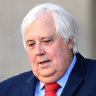 Clive Palmer faces fresh criminal charges from corporate watchdog
