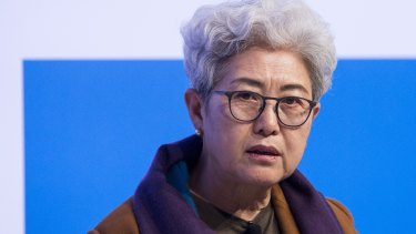 "Fu Ying: ""Both countries need to show their sincerity and courage to get out of the current dilemma."""