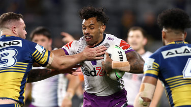 Josh Addo-Carr is weighing up a unique contract offer from the Tigers.
