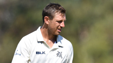 James Pattinson did the early damage.