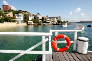 National dwelling values have climbed again, with the median value of a house in Sydney now at $1.2 million.