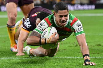 Dane Gagai is also nearing the end of his time with Souths.