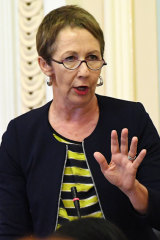 Youth Minister Di Farmer said the government wanted to prevent young people needing to be placed in detention.