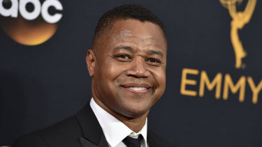 Gooding Jr. at the 2016 Emmy awards.