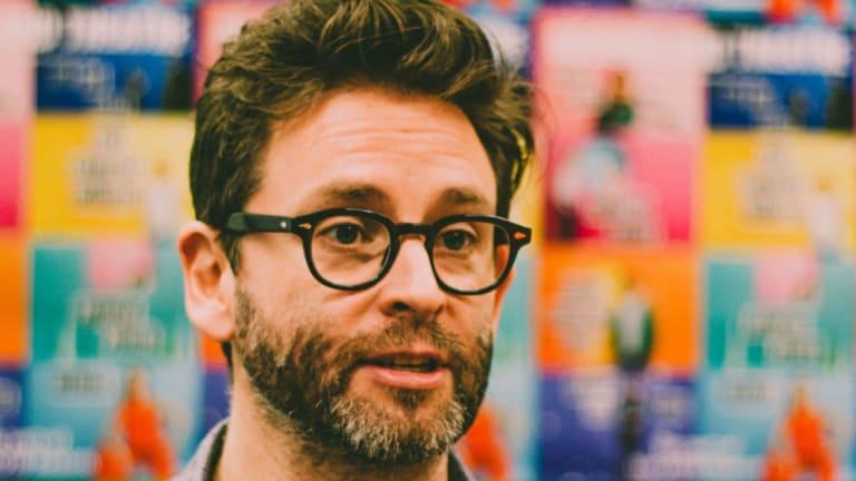 Queensland Theatre artistic director Sam Strong.
