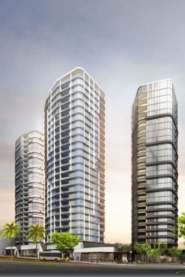 Residential and retail development by Stockland has been approved at Toowong
