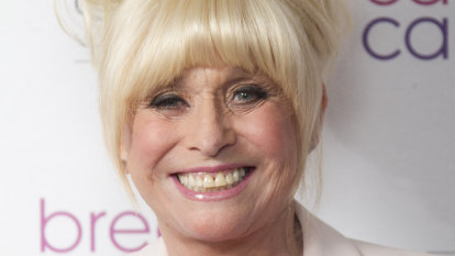 Carry On star Barbara Windsor dies aged 83