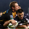 Brumbies book place in Super Rugby AU final with win over Force