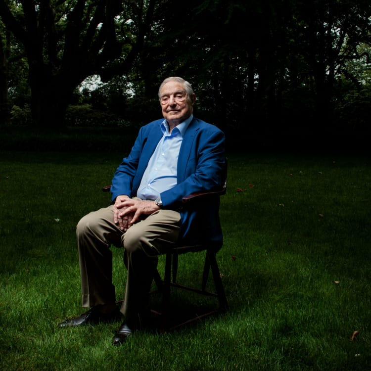 George Soros aims to spread democracy around the globe – even as autocratic forces work to thwart that ambition.