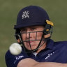 Competitive and a leader: Sutherland urged to 'embrace' Vics debut