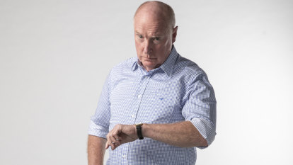 Dicey Topics: Ray Meagher talks money, death and sex
