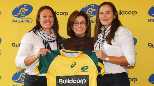 Wallaroos and Wallabies to face NZ in first double header on Australian soil