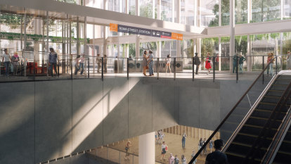 Queensland rules out submitting another Cross River Rail business case