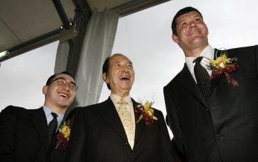 Macau gambling tycoon Stanley Ho dies aged 98