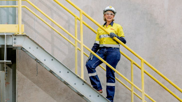 Lynas Corp chief executive Amanda Lacaze has placed part of the blame over rare earths supply on manufacturers.