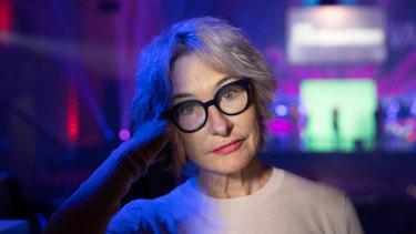 Comedian Fiona O'Loughlin.