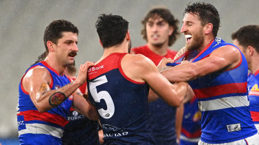 Tom Liberatore, Christian Petracca, Luke Jackson, and Marcus Bontempelli will be ones to watch in the 2021 grand final.