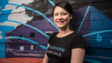 Intimate co-founder Leah Callon-Butler.