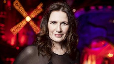 Moulin Rouge producer Carmen Pavlovic.