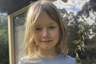 WA Police have released a picture of Sol, the eight-year-old oy who went missing in Fernhook Falls.