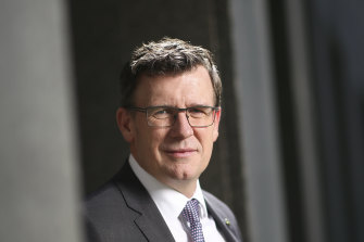 Education Minister Alan Tudge wants to put Australia among the top performing education countries by 2030.