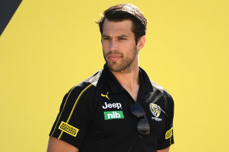 Neil Balme had hoped Alex Rance would return to the Tigers.