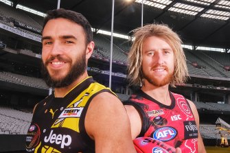The Tigers and the Bombers could be headed to Darwin.