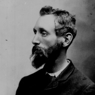 Meteorologist Clement (aka Inclement) Wragge.