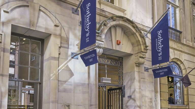 Sotheby'slatest address at Chanonry, in Collins Street.