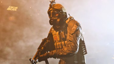 Modern Warfare's campaign strikes a different tone compared to prior games in the series.