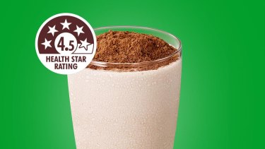 Nestle will remove the 4.5 health star rating from Milo.