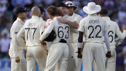 As it happened: England claim victory in fifth Test despite Wade heroics