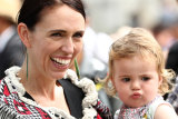 Neve Gayford will turn two on June 21.