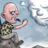 Leyonhjelm leaves Liberal Democrats national executive after nasty spat