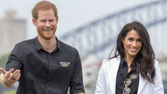 Meghan pulls out of Invictus Games events leaving Harry to fly solo
