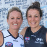 Loynes and Harrington to replace Davey as Carlton opt for co-captains