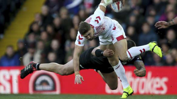 England stumbles as NZ rise up to avoid series whitewash