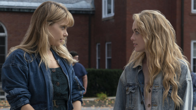 New Lord of the Flies-style show The Society is surprisingly
