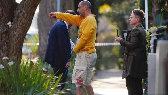 Man allegedly stabbed in stomach in Sydney fight