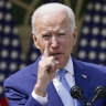 Biden is about to burst Big Tech's bubble