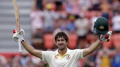 'Great opportunity': Burns ready to lead the way and 'land first punch' for Australia