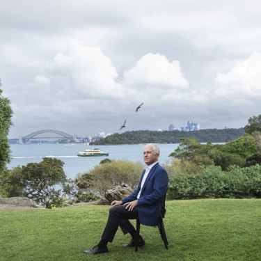 """I don't miss the politics of politics, if you know what I mean,"" says Malcolm Turnbull of leaving Canberra. ""I miss government, I miss being able to make policy, make decisions."""