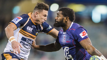 In-house: the Rebels say an altercation between Mafi and Marika Koroibete was dealt with internally.